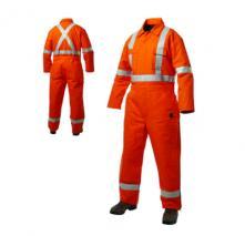 Đồng phục bảo hộ lao động có phản quang